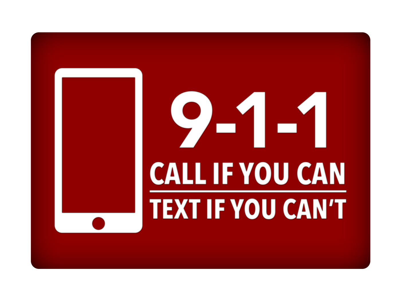 Text To 9-1-1 Now Available To Auburn, AL - Shareworthy