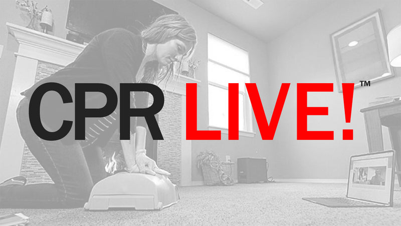 CPR LIVE! - Contact Free CPR Certification