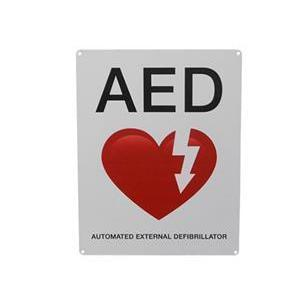 AED Wall Sign Flat | AB 3203 - CarePoint Resources LLC