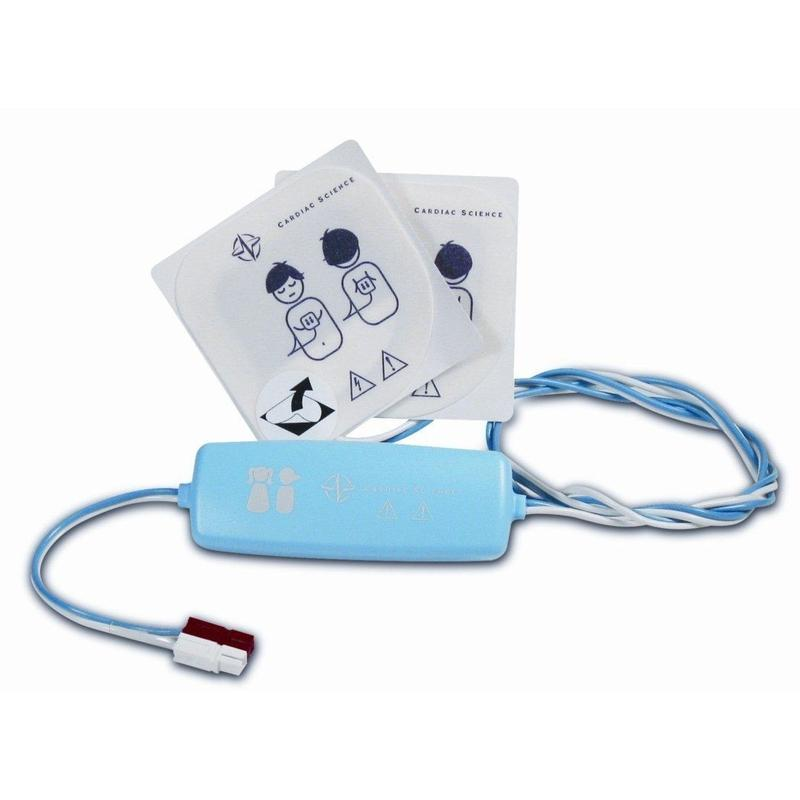 Cardiac Science Powerheart G3 Pediatric Pads | 9730-002 - CarePoint Resources LLC