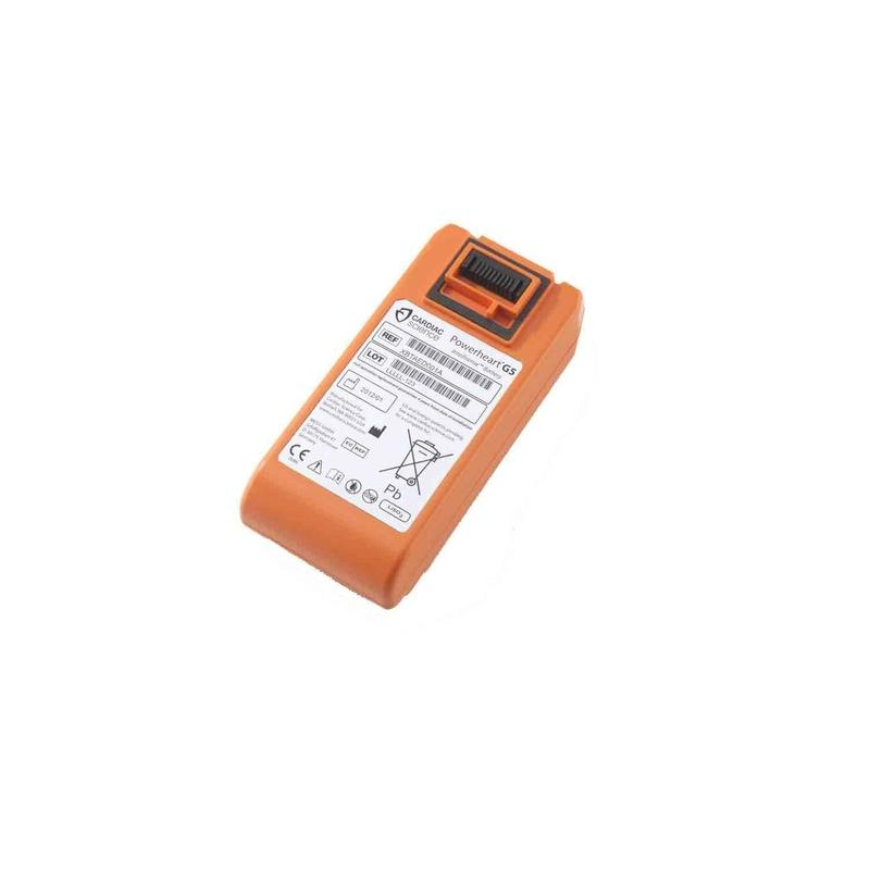 Cardiac Science Powerheart G5 AED Battery | XBTAED001A - CarePoint Resources LLC