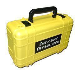 Defibtech Deluxe Hard Case | DAC-111 - CarePoint Resources LLC