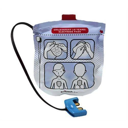 Defibtech Lifeline View Pediatric AED Pads | DDP-2002 - CarePoint Resources LLC