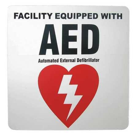 """Facility Equipped"" Sticker 