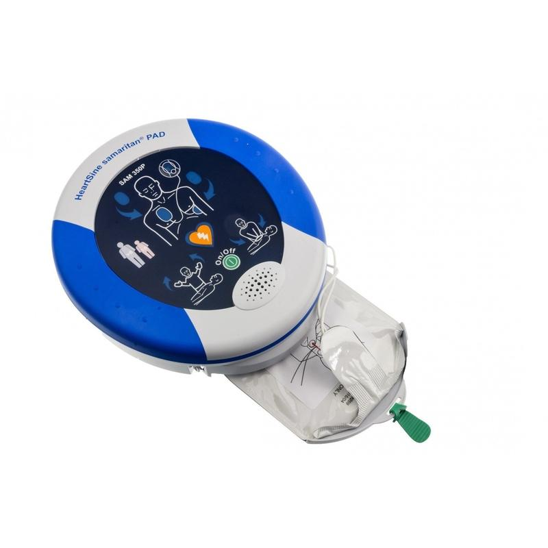 HeartSine Samaritan PAD 350P AED for Aviation | 80514-000264 - CarePoint Resources LLC