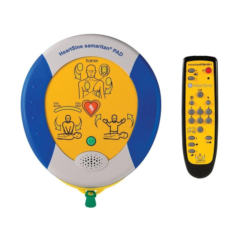 HeartSine Samaritan PAD 350P TRAINING System | 11516-000059 - CarePoint Resources LLC