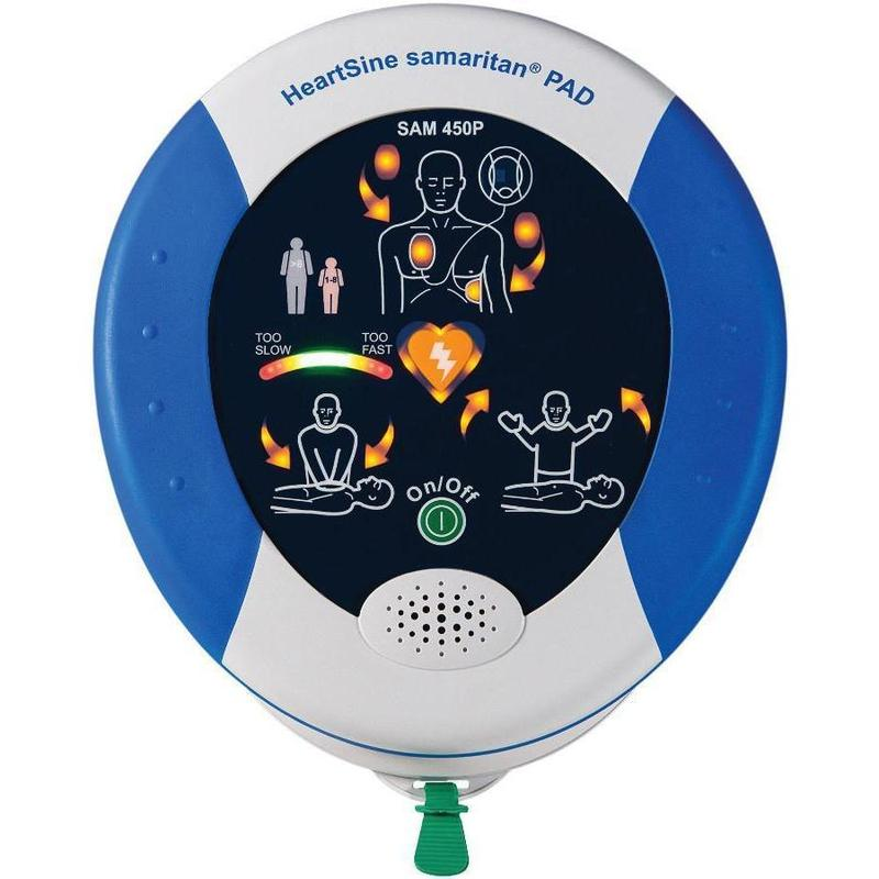 HeartSine Samaritan PAD 450p | 80515-000002 - CarePoint Resources LLC