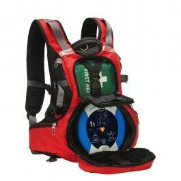 HeartSine Samaritan Rescue Backpack | 11516-000114 - CarePoint Resources LLC