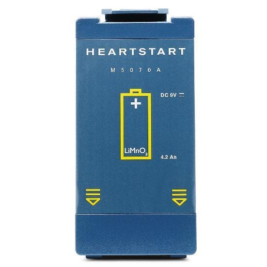 Philips Heartstart OnSite, HS1 and FRx AED Replacement Battery | M05070A - CarePoint Resources LLC