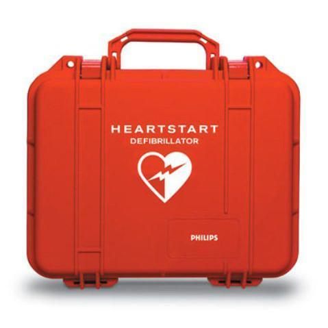 Philips HeartStart Waterproof Shell Carrying Case for OnSite, FRx | YC - CarePoint Resources LLC