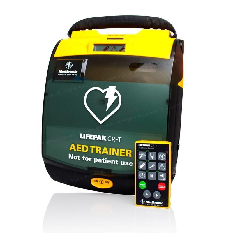 Physio Control CR Plus AED TRAINER | c - CarePoint Resources LLC