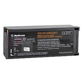 Physio Control LIFEPAK 500 Battery (Charcoal Color) | 11141-000159 - CarePoint Resources LLC