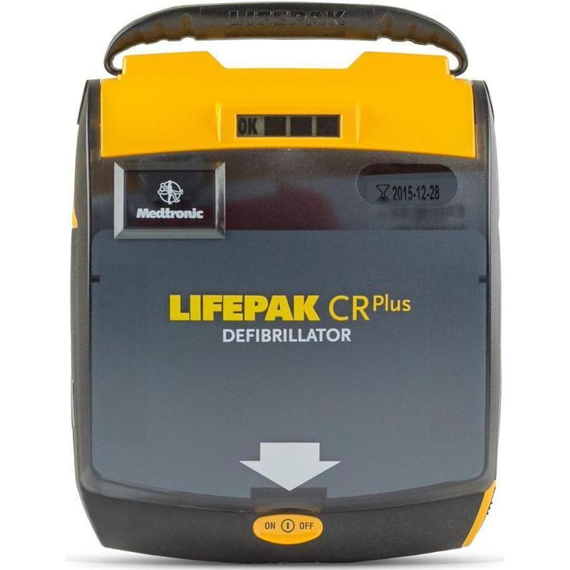 Physio Control LIFEPAK CR Plus AED - CarePoint Resources LLC
