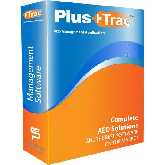 PlusTrac 5-Year Professional AED Program Management | 8000-1111-01 - CarePoint Resources LLC