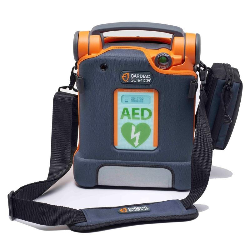 Powerheart G5 AED Dual Language | G5A-80 - CarePoint Resources LLC