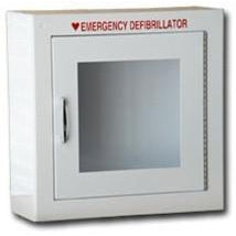 Standard AED Wall Cabinet, Surface Mount | 180SM - CarePoint Resources LLC