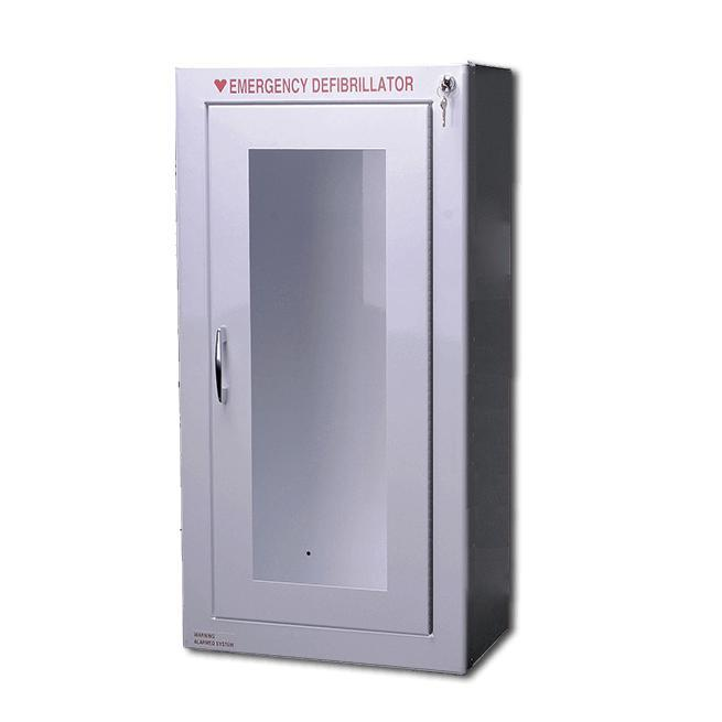 Tall AED Wall Cabinet, Surface Mount | 184SM - CarePoint Resources LLC