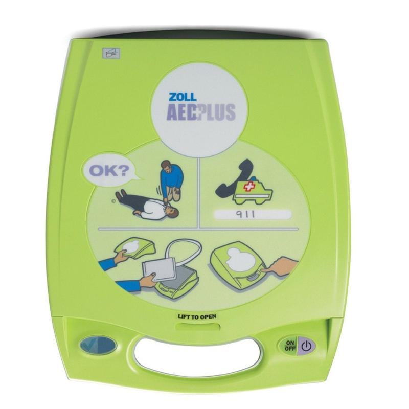 Zoll AED Plus - CarePoint Resources LLC