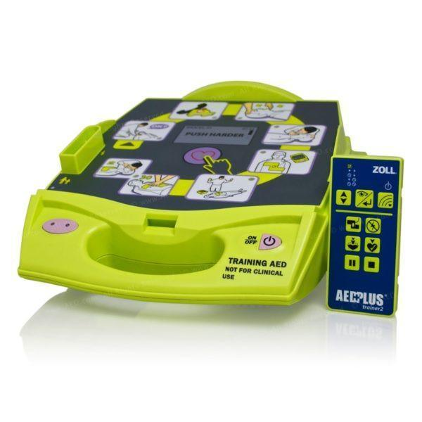 Zoll AED Plus Fully Automatic TRAINING Unit II | 8008-000052-01 - CarePoint Resources LLC