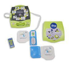 Zoll AED Plus TRAINING Unit II | 8008-0050-01 - CarePoint Resources LLC