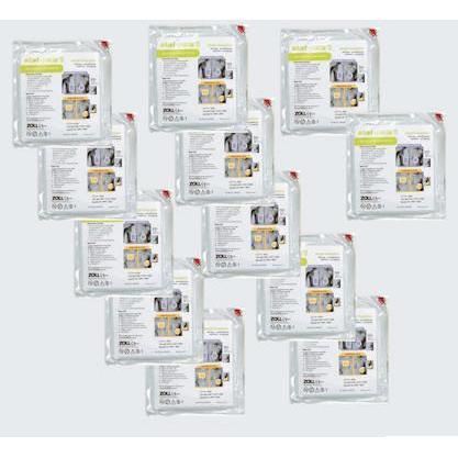 Zoll AED Stat Padz II Adult Electrodes (12 pairs) | 8900-0802-01 - CarePoint Resources LLC