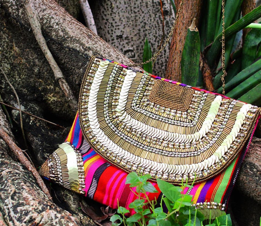 MAHARANI Clutch Filipiniana