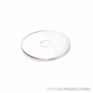 Vinyl Washers for Glass Installation (Gyford Standard Caps)