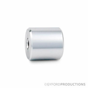 "1"" Diameter, 1"" Tall, Aluminum Gyford Barrel"