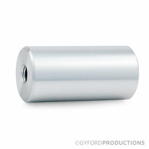 "1"" Diameter, 2"" Tall Aluminum Gyford Barrel"