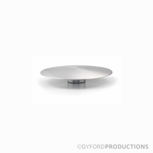 "2"" Diameter, Low Profile Aluminum Gyford Cap"