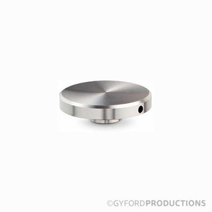 "1 1/4"" Diameter, Stainless Steel Gyford Security Cap"