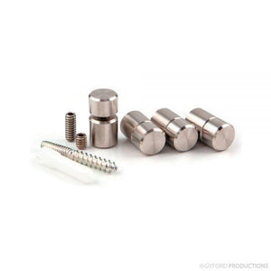 "Stainless Steel 1/2"" Diameter Complete Kit"
