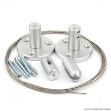 "3/64"" Complete Gyford Wire Kit for Solid Ceiling Installations"