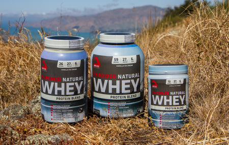 5 COMMON MYTHS ABOUT WHEY PROTEIN POWDER💪🏽💥🙅🏽
