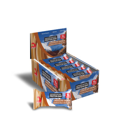 Empower Natural Protein Bar - 30g - END OF LINE (MUST BUY 6 BOXES) - Limitless Supplements New Zealand