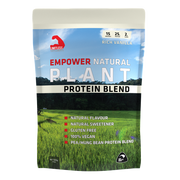 Empower Natural Plant Protein - Limitless Supplements New Zealand