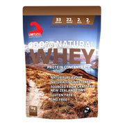 100% Natural Whey Protein Concentrate - Limitless Supplements New Zealand