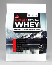 Empower Natural Whey Protein Blend - Limitless Supplements New Zealand