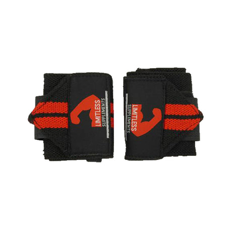 Limitless Wrist Wraps - Limitless Supplements New Zealand