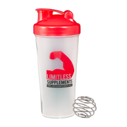 Limitless Single Shaker - 600ml - Limitless Supplements New Zealand