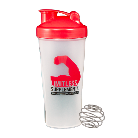 Limitless Single Shaker - 600ml