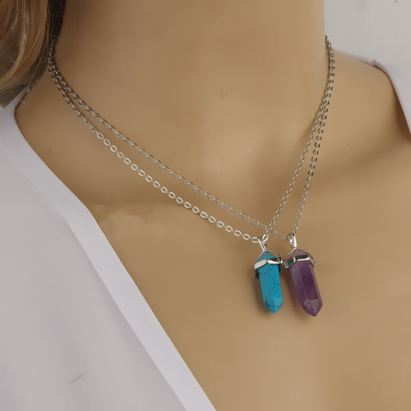 Glass Crystal Pendant