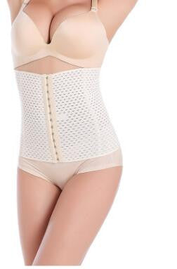 Slim-BEAUTY Waist Trainer Waist Training Corsets Body Shaper Fajas Reductoras Girdle Control Cincher Shapers