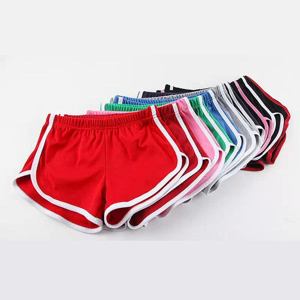 Elastic Waist Shorts - 6 colour