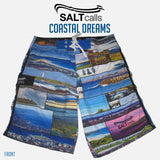 Coastal Dream  (4 Way Stretch) - Steel City Clothing, Wollongong