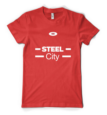Steel City Steelers - Steel City Clothing, Wollongong