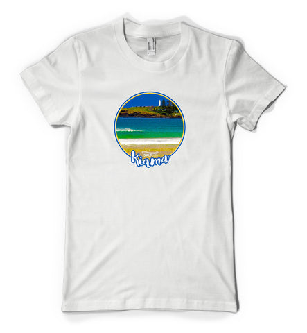 Kiama from Bombo T-Shirt | SALTCALLS