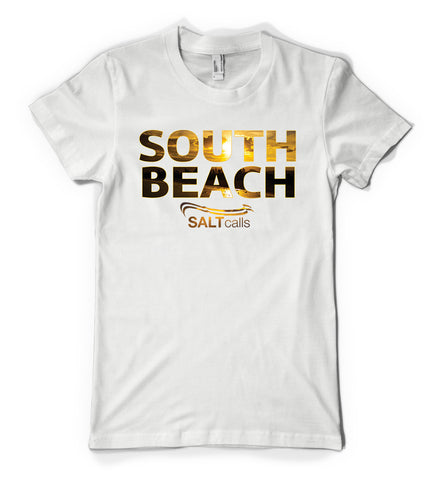 SALTcalls South Beach Sunset