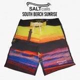 South Beach Sunrise (4 Way Stretch) - Steel City Clothing, Wollongong