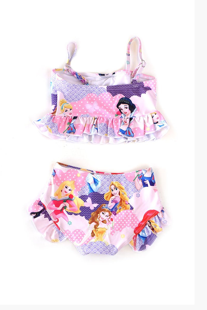 Princess 2 pcs swim set